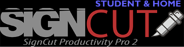 Signcut Pro 2 STUDENT & HOME (1rok)